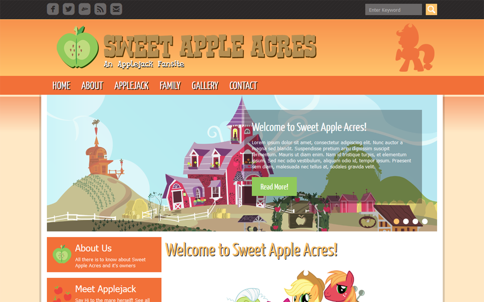 Sweet Apple Acres